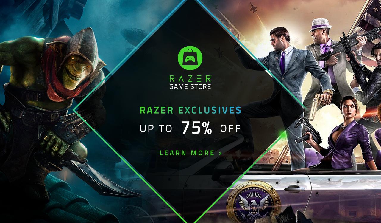 Meet Razer Exclusives