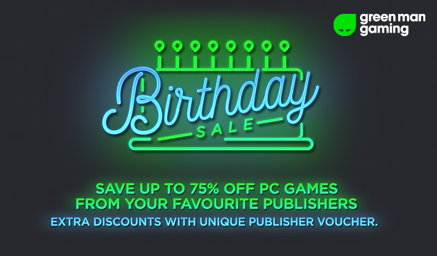 Up To 75% Off Over 500 Games!