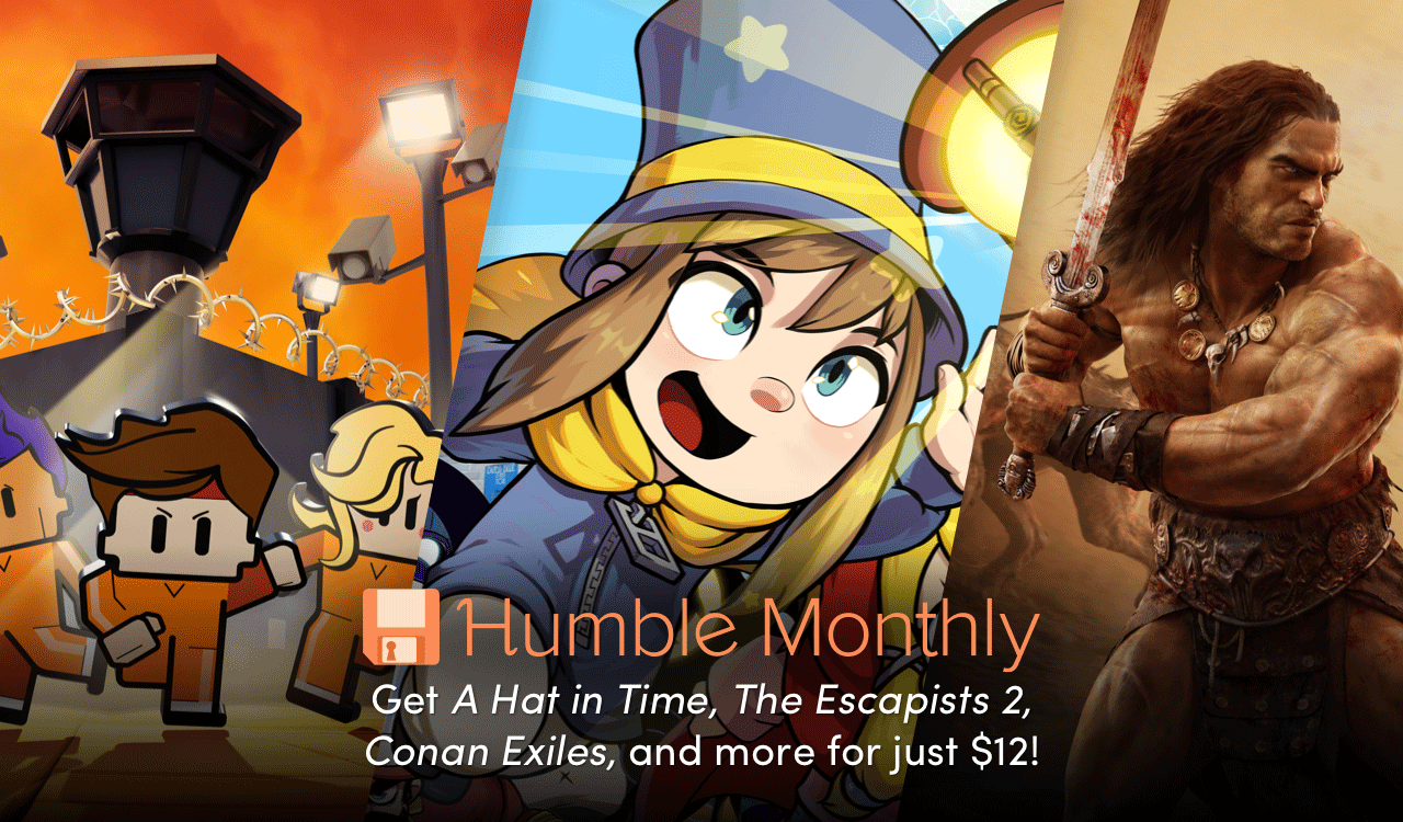 August's Humble Monthly